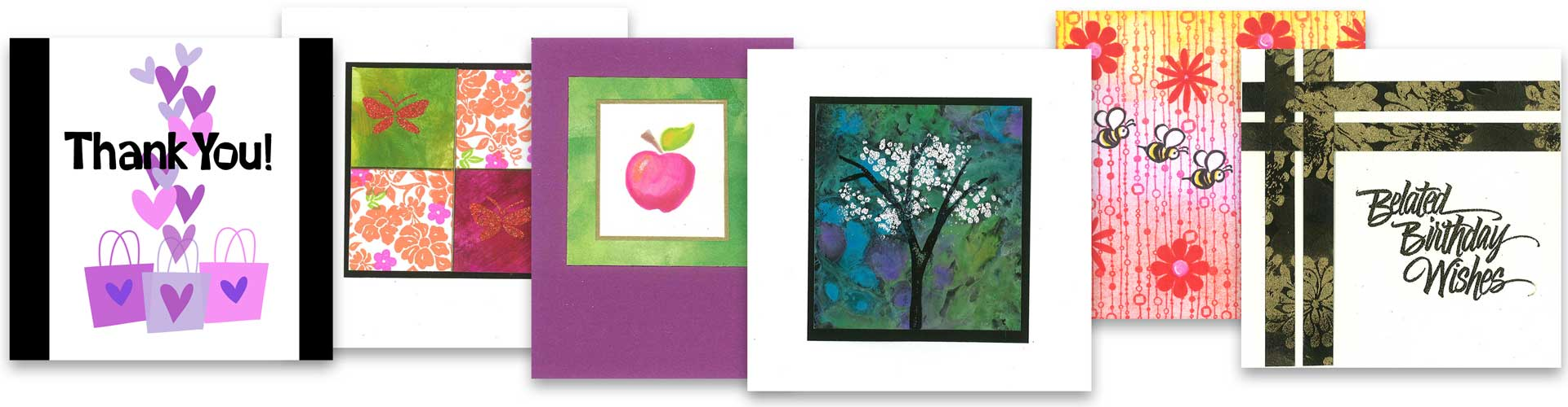 Frontage Group of Posh Impressions Cards
